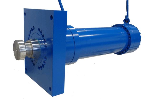 Hydraulik von MMF Engineering
