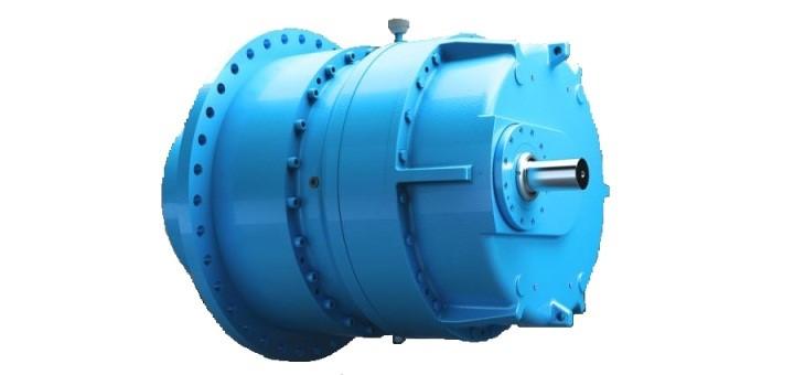 Plantetengetriebe von MMF Engineering